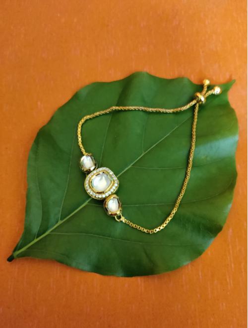 Bracelet Loomba or Rakhi for bhabhi and ...