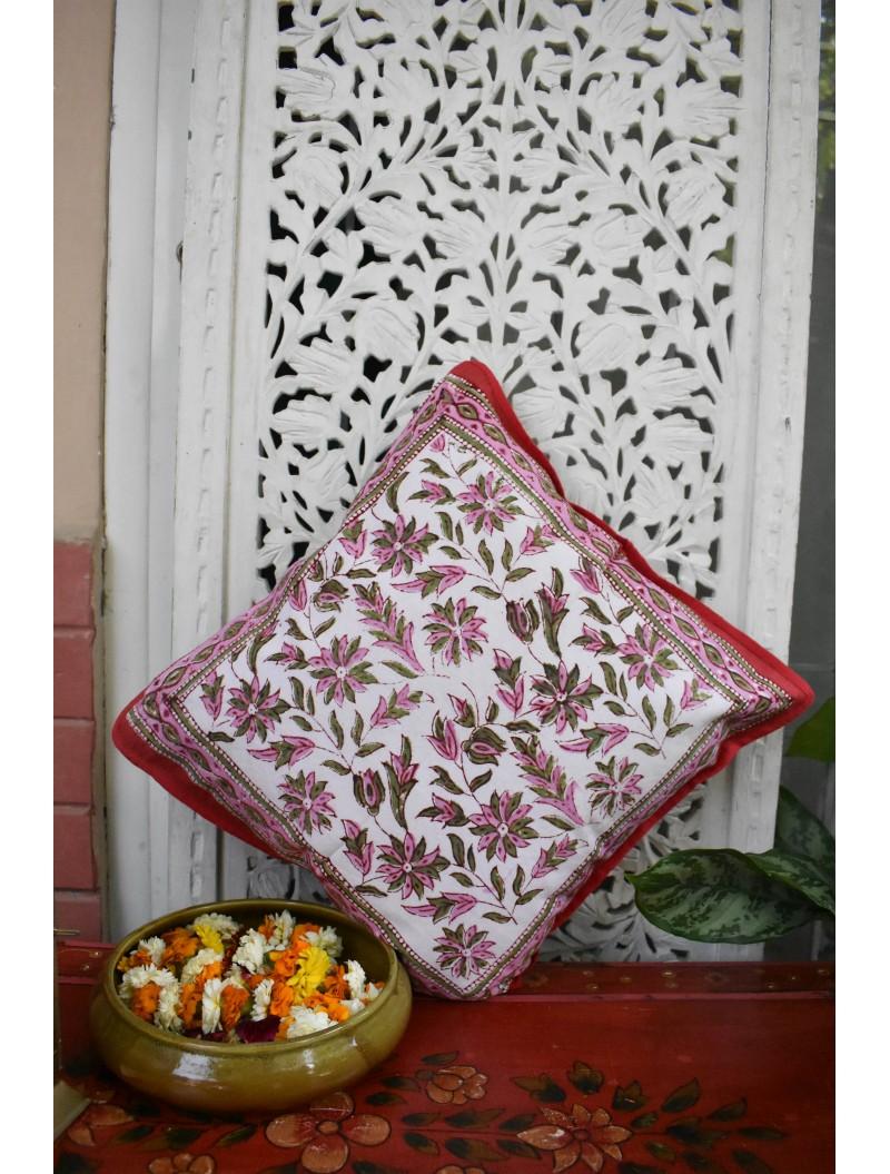 Dahlia Cushion Cover