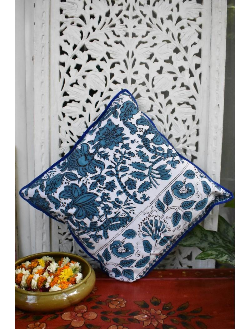 Sapphire Cushion Cover