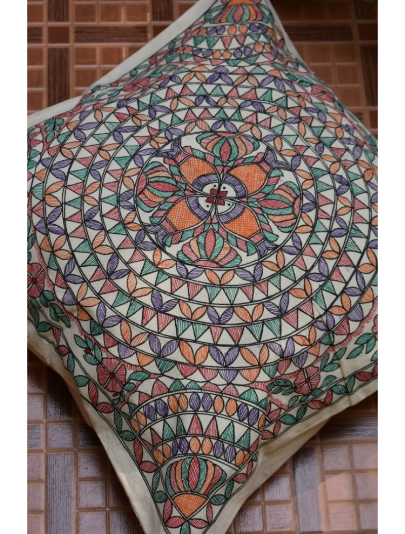Navmallika Cushion Cover- Set of 4 cushion covers