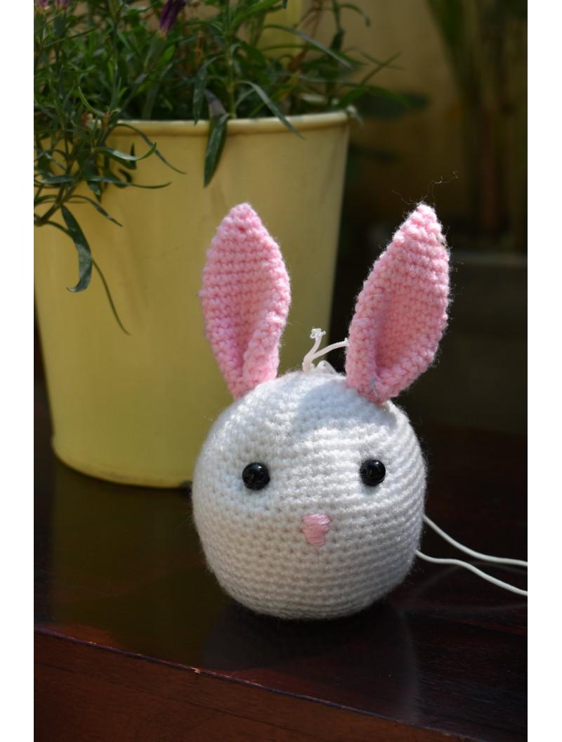 Crochet Handmade Rabbit