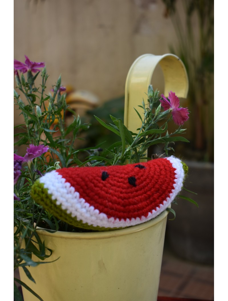 Crochet Handmade Watermelon