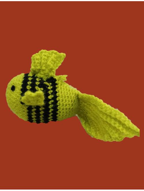 Crochet Handmade Fish
