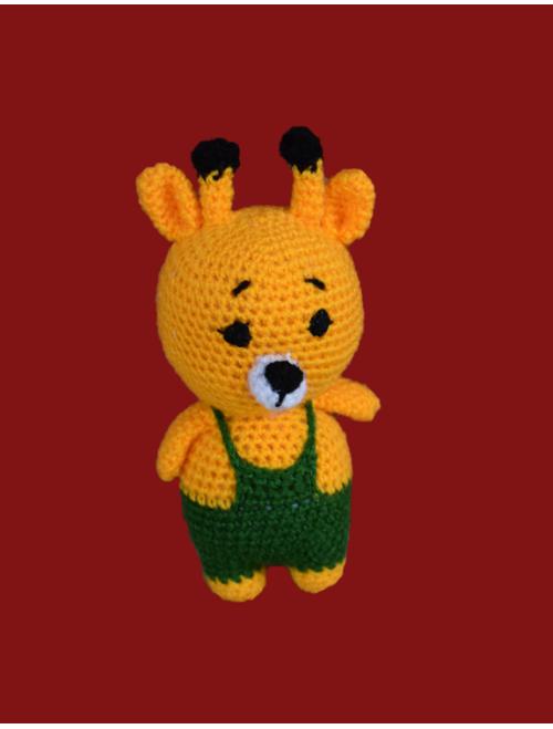 Crochet Handmade Giraffe