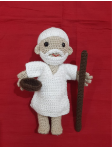 Crochet Sai Baba
