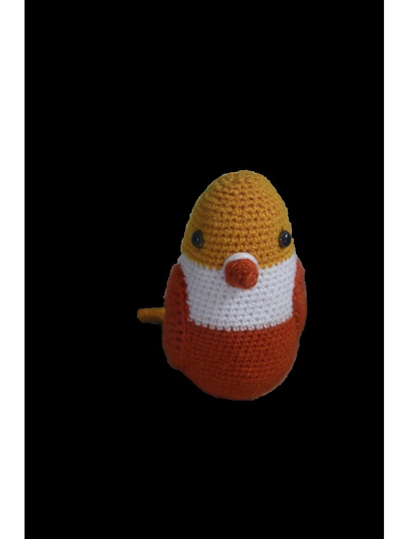 Crochet Handmade Bird